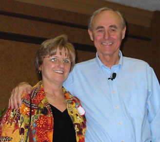 Ann and Gary Craig in Dallas