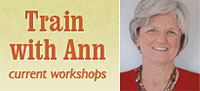 Train with Ann - Current workshops
